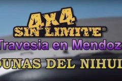 Mendoza Dunas del Nihuil 2019