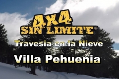 Villa Pehuenia 2018